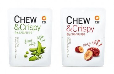 Sales of Fruit, Nuts, Vegetable Snacks Surpass 500 Billion Won