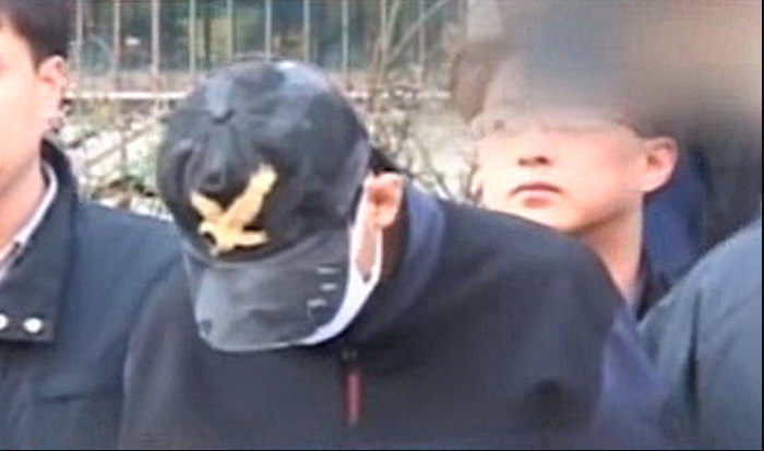 "Cho gained notoriety when he was convicted of raping an 8-year old girl in 2008 in what is now referred to as the ""Nayoung Case"". (Image: Yonhap)"
