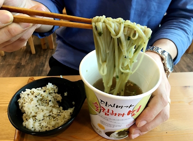 S. Koreans Eat 70 Bowls of Noodles a Year