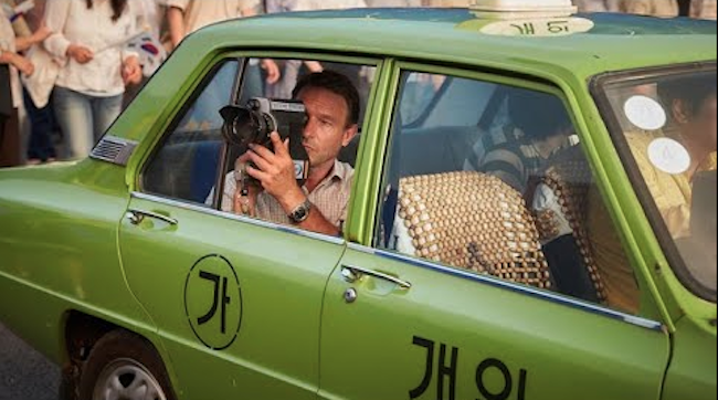 """A Taxi Driver"", starring Song Kang-ho and Thomas Krestchmann (Image: Yonhap)"