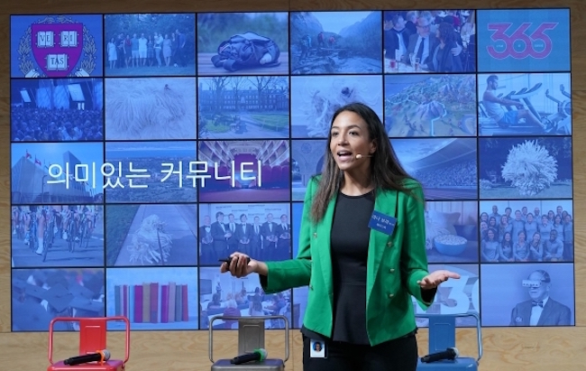 The motivation for the celebration stems from CEO and founder Mark Zuckerberg's declared goal of building and strengthening communities on Facebook. (Image: Facebook Korea)