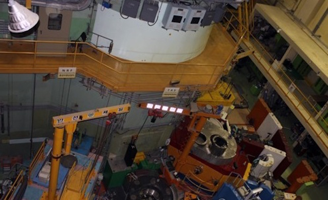 HANARO Reactor Successfully Passes Earthquake Test