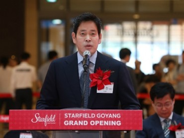 Shinsegae Vice Chairman Steps Up Foreign Market Research