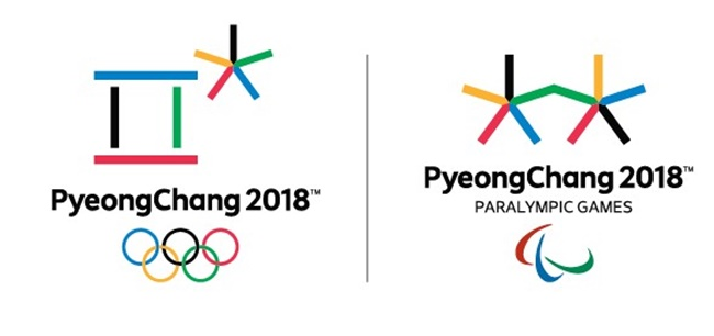 South Korean President Moon Jae-in, on his first state visit to China, and Chinese President Xi Jinping also attended the ceremony. (Image: organizing committee for the 2018 PyeongChang Winter Olympics and Winter Paralympics)