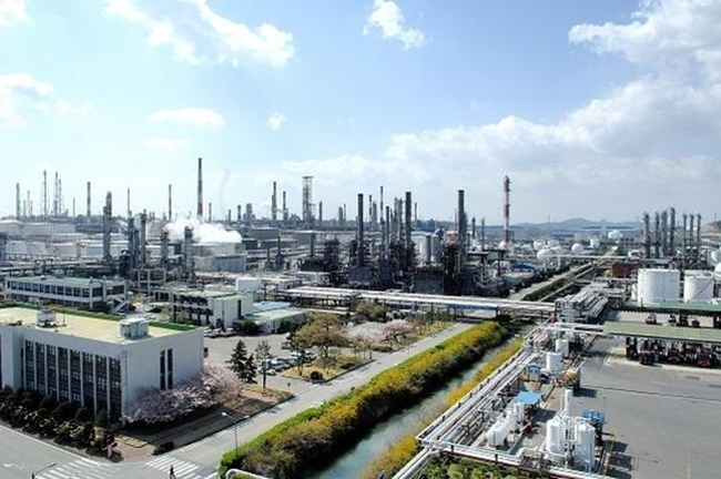 SK Innovation Co. Ulsan oil refinery plant (Image: SK Innovation)