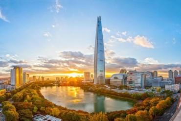 Lotte Hotel at 123-Story Skyscraper Named Best New Luxury Hotel in Asia