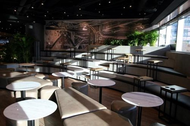 Competition Intensifies as Starbucks Opens Its Largest Korean Store