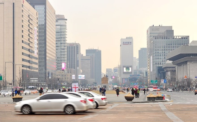 Changes to Come for Gwanghwamun Square Terms of Use