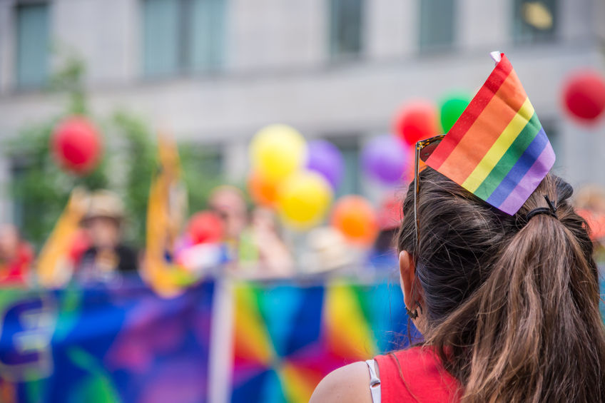 Nearly 8 in 10 school middle students said they would continue a friendship with someone after finding out they are gay, the survey by the Seoul Metropolitan Office of Education revealed. (Image: Kobiz Media)