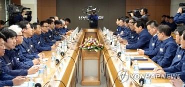 Hyundai Workers to Stage Strike This Week in Push for Higher Wages