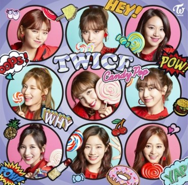 TWICE to Drop New Japanese Single Album