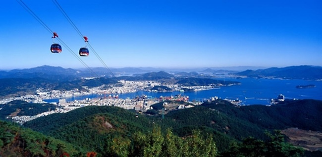 Tongyeong to be Revamped as Maritime City Under New Deal Project