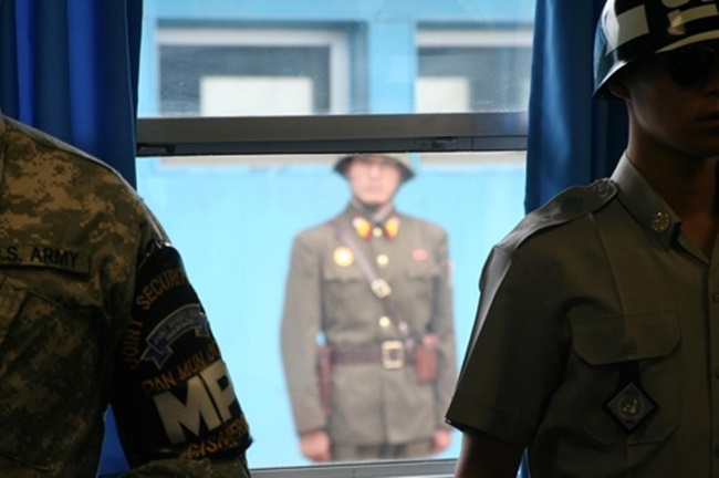 Number of DMZ Visitors on the Rise Despite Tensions with North Korea