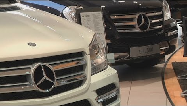 "A spokesperson for Mercedes-Benz Korea addressed the issue, saying, ""Discussions [with the head office] are heading towards making a recall decision. Nevertheless, details like the total number of vehicles or a timeline have yet to be finalized."" (Image: Yonhap)"