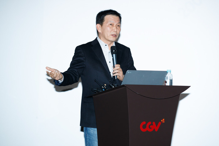 CJ CGV: 'Future of Korean Cinema is in Global Market'