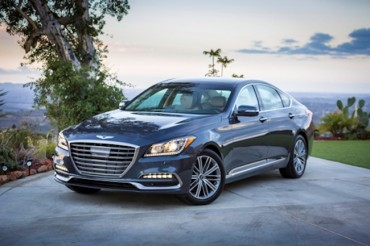 Genesis G80, G90 Sedans Rank Top in IIHS 2018 Safety Ratings