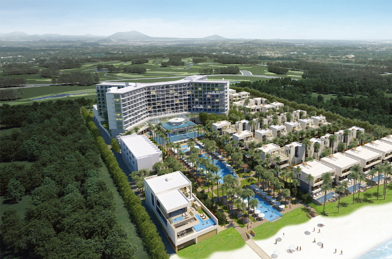 S. Korean Hotels Set Eyes on Southeast Asia