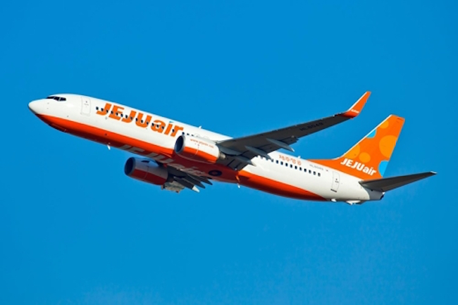 Jeju Air to Increase Fleet Size to 39 in 2018