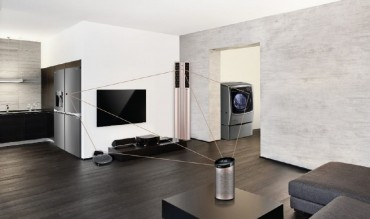 LG Electronics Launches ThinQ AI Brand