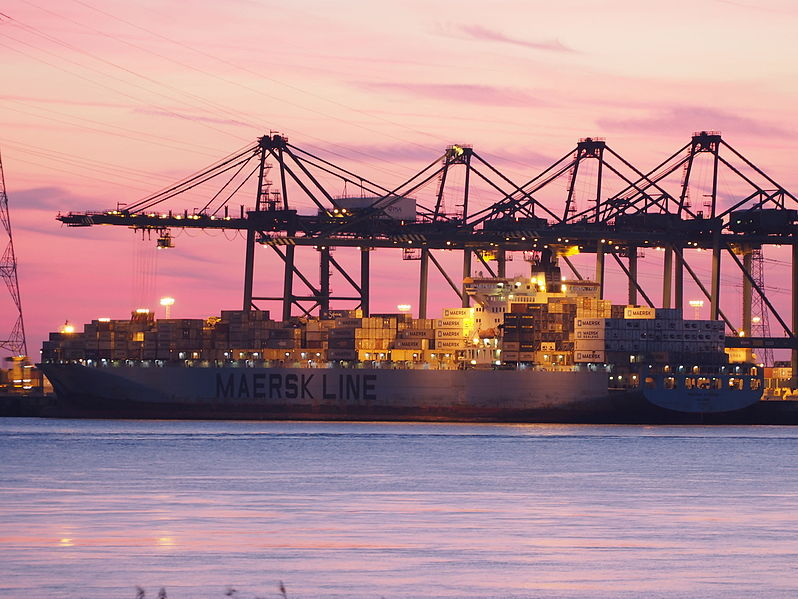 Port of Antwerp Renews Descartes Electronic Communications Relationship