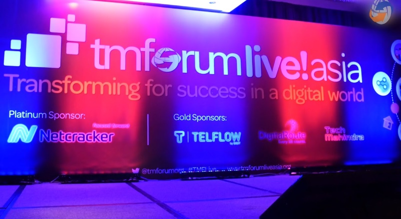 (image: TM Forum Live!, Asia)