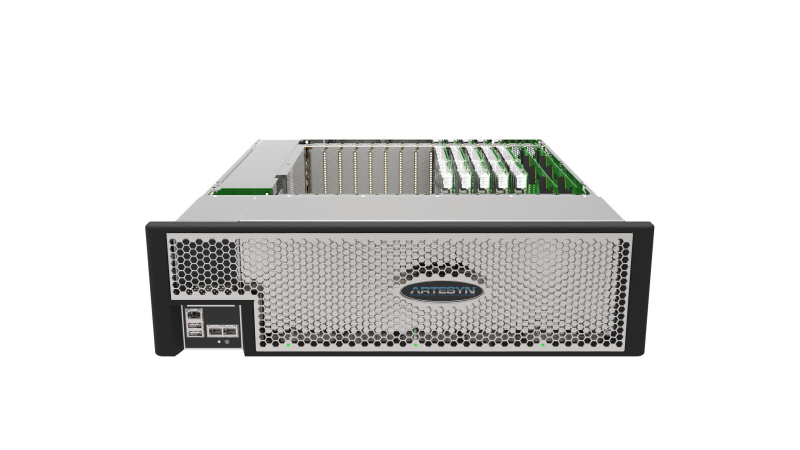 Artesyn Announces New MaxCore™ Industrial PC Platform