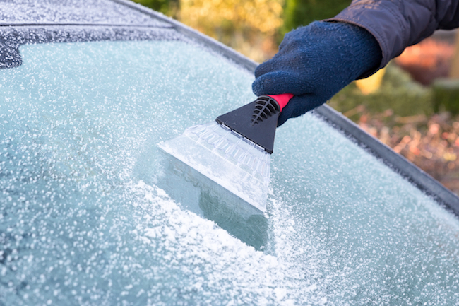Patent applications pertaining to heatable glass have surged in the past few years, a good omen for drivers who have to turn their heater on and off to keep their windshield from getting too foggy. (Image: Korea Bizwire)