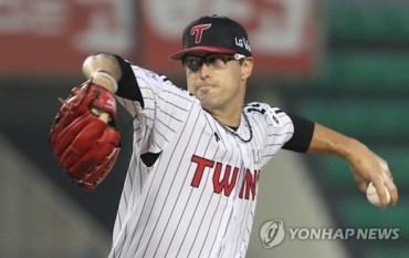 LG Twins Fail to Come to Terms with American pitcher David Huff