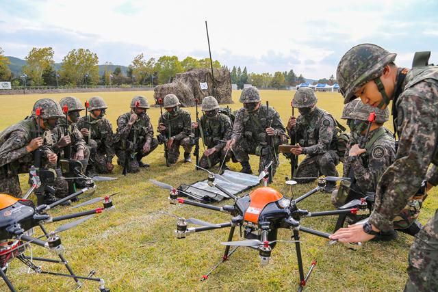 S. Korean Army to Recruit Dronebot Operators Next Year