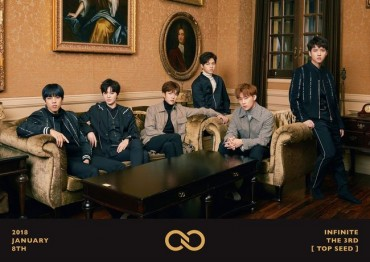 INFINITE to Release Third Full-length Album