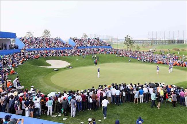 S. Korean Men's Golf Tour to Offer Record Purse in 2018 season
