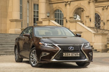 Lexus ES300h First Imported Hybrid to Exceed 20,000 Unit Sales in S. Korea