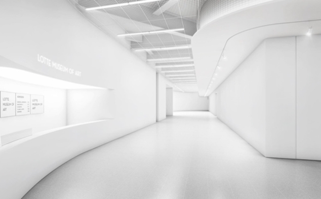 Lotte Museum to Open with Dan Flavin Exhibit