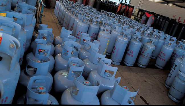 The Ministry of Trade, Industry and Energy described the initiative as a preemptive safety measure, noting that the decline in use of LPG tanks is believed to result in tanks being put aside and forgotten, or increased usage of tanks that have not been inspected. (Image: Yonhap)