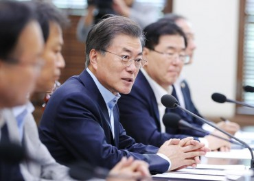 S. Korean President Named 'Global Rethinker' of 2017