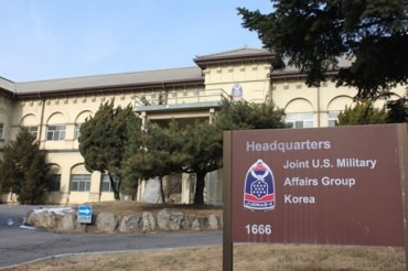 U.S. Troops under Pressure to Vacate Yongsan Base