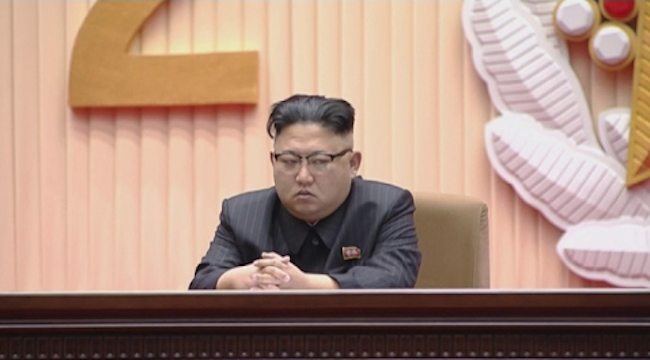 January 8, 2018 marks the North Korean Fearless Leader's 34th birthday, but the wishing of many happy returns appears to be happening only behind closed doors as all remains quiet on the Northern front. (Image: Yonhap)