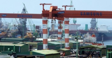 Samsung Heavy Sells Offshore Facility for Around US$500M