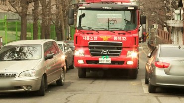 "Legal Revision Allowing Fire Trucks to Remove Illegally Parked Cars a ""Wise Decision"""