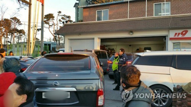 Relocating illegally parked cars will likewise be permitted when deemed necessary without fear of repercussions. (Image: Yonhap)
