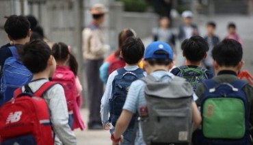 Incoming Class Sizes Continue to Shrink at Seoul's Elementary Schools