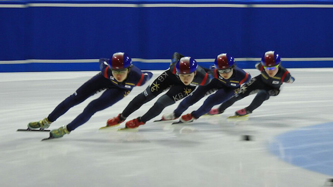 Ever since short-track speed skating was included as a Winter Olympics competition in 1992, South Korean representatives have put on a Jekyll and Hyde performance on and off the ice. (Image: Yonhap)