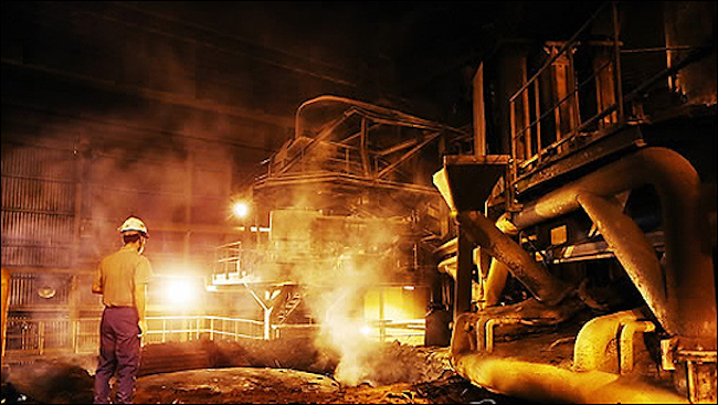 In July 2014, the U.S. Commerce Department levied 9.9 percent to 15.8 percent anti-dumping duties on oil country tubular goods (OCTG) imports from South Korean steelmakers, such as Hyundai Steel, Nexteel, Seah Steel Corp. and Husteel. (Image: Yonhap)