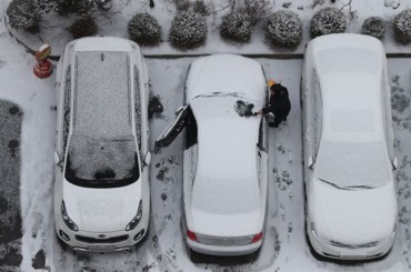 Snowy Cars Lead to Higher Gas Bills