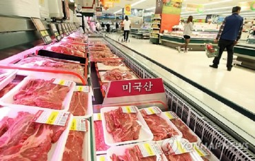 S. Korea Imports US$25 Billion Worth of Food in 2017