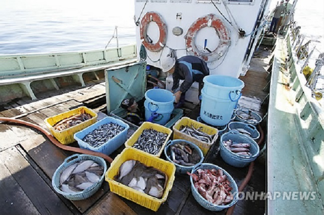 S. Korea's Fisheries Production Ranks 5th Among OECD Members