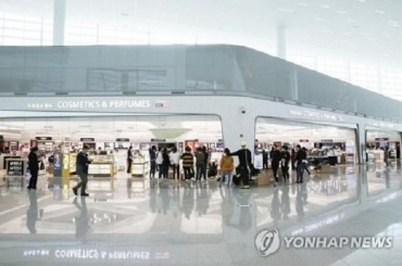 New Incheon Airport Terminal Features Unique Duty-free Shopping, Good Eats