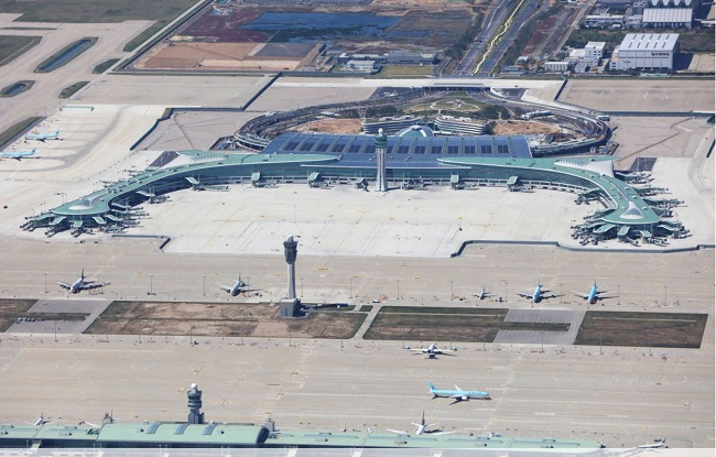 "Incheon International ""Artport"" Readies New Passenger Terminal"