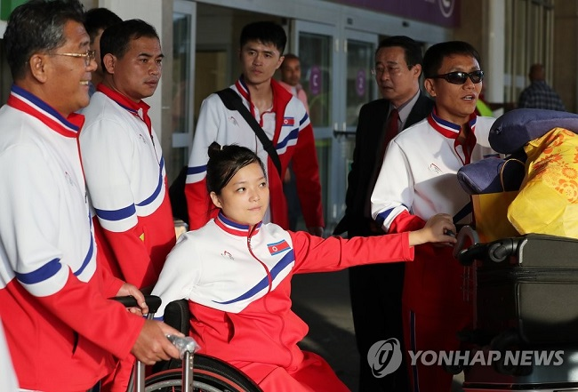 N. Korea May Send 2 Skiers to PyeongChang Paralympics