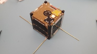 Cube Satellites Built by University Students Launched into Outer Space